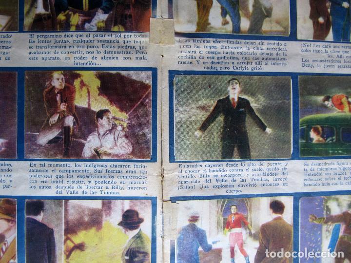 Coleccionismo Álbum: EL CAPITÁN MARAVILLAS. COMPLETO. EDITORIAL FHER, BILBAO, 1940S - Foto 6 - 267808234