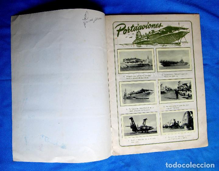 Coleccionismo Álbum: ÁLBUM DE CROMOS COMPLETO LA VI FLOTA AMERICANA EN SU VISITA A ESPAÑA. RUIZ ROMERO, S/F. - Foto 2 - 267894089