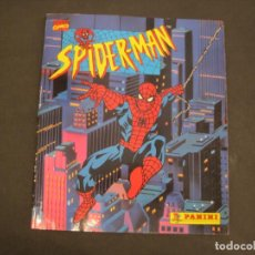 Coleccionismo Álbum: SPIDERMAN-MARVEL COMICS-ALBUM COMPLETO-PANINI-SPIDER MAN-VER FOTOS-(V-22.803). Lote 269133508