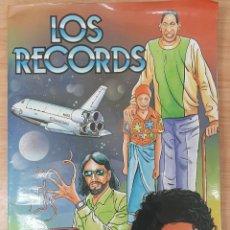 Coleccionismo Álbum: LOS RÉCORDS CROMOS ROS AÑO 1989 ÁLBUM CROMOS COMPLETO. Lote 269228613