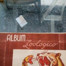 Collezionismo Álbum: ALBUM ZOOLOGICO, COMPLETO, COMERCIAL AFHER. Lote 269818668