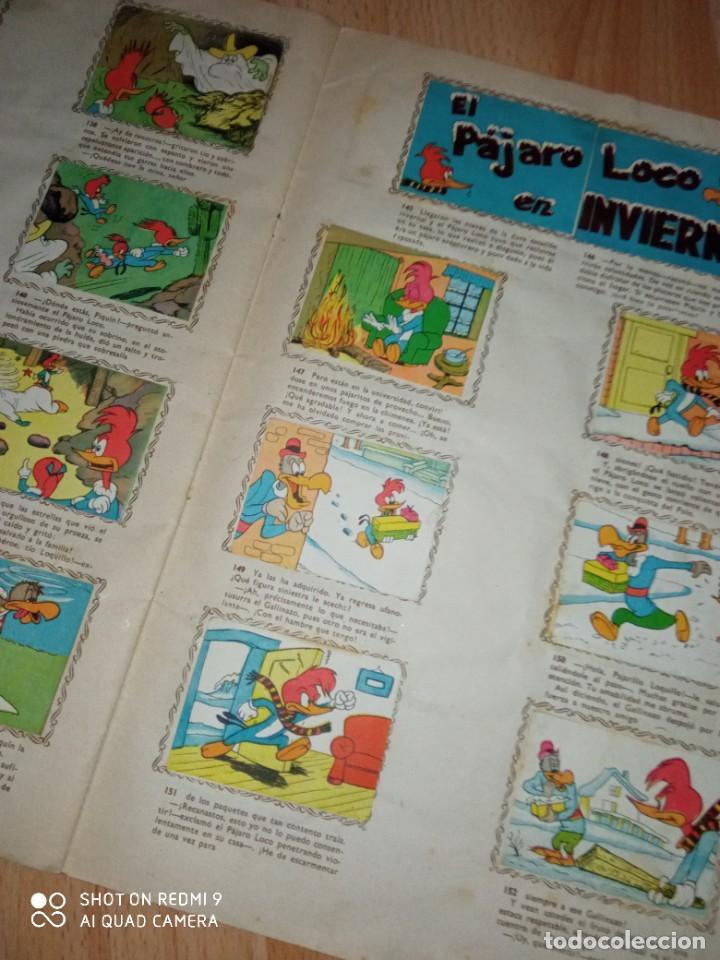 Coleccionismo Álbum: Album cromos Pájaro Loco Fher completo - Foto 10 - 270145268