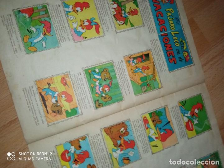 Coleccionismo Álbum: Album cromos Pájaro Loco Fher completo - Foto 11 - 270145268