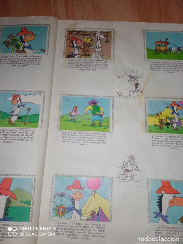 Coleccionismo Álbum: Album cromos Tiro Loco McGraw y sus amigos Fher completo - Foto 7 - 270146553