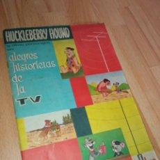 Coleccionismo Álbum: ALBUM CROMOS 'HUCKLEBERRY HOUND' EDITORIAL FHER COMPLETO. Lote 270148228