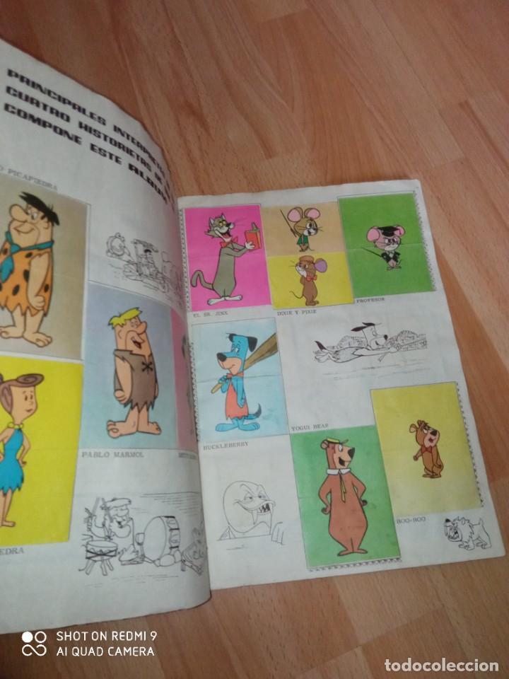 Coleccionismo Álbum: Album cromos Huckleberry Hound editorial Fher completo - Foto 3 - 270148228