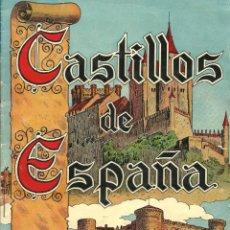 Coleccionismo Álbum: CASTILLOS DE ESPAÑA - COLECCION JOYA - COMPLETO. Lote 270640393
