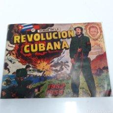 Coleccionismo Álbum: ALBUM REVOLUCION CUBANA FACSIMIL.. Lote 270941058