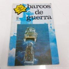 Coleccionismo Álbum: ALBUM BARCOS DE GUERRA.. Lote 270942923