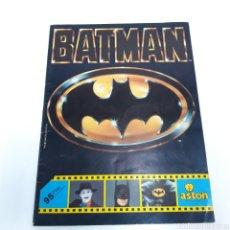 Coleccionismo Álbum: ALBUM CROMOS BATMAN. Lote 270946678