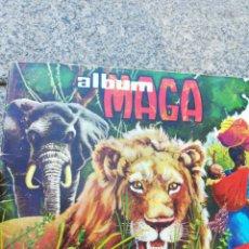 Coleccionismo Álbum: ALBUM MAGA AFRICA Y SUS HABITANTES.. Lote 273102008