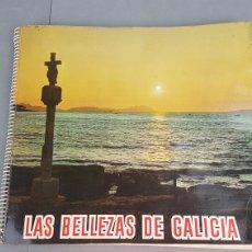 Coleccionismo Álbum: LAS BELLEZAS DE GALICIA. CROMOASTUR SL EDIC. ALARDE AÑO 1966. NUMERO SERIE 7701. Lote 274401913