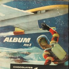 Coleccionismo Álbum: ALBUM DE CROMOS COMPLETO - ALBUM Nº 1 - CHOCOLATES AMATLLER -. Lote 275498613