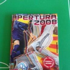 Coleccionismo Álbum: ALBUM COLECCION DE BOLSILLO PANINI APERTURA 2008 - ARGENTINA -. Lote 275558788