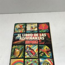 Coleccionismo Álbum: EL LIBRO DE LAS ADIVINANZAS 1 COMPLETO Y EN BUEN ESTADO. Lote 277067108