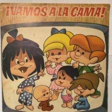 Coleccionismo Álbum: !VAMOS A LA CAMA¡ ÁLBUM COMPLETO (1965). Lote 277184653