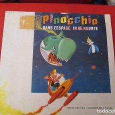 Coleccionismo Álbum: CHOCOLAT JACQUES PINOCCHIO DANS L´ESPACE. Lote 277680338