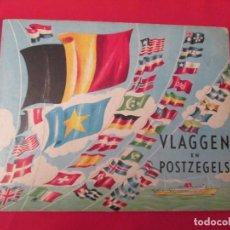 Coleccionismo Álbum: VLAGEGENN EN POSTZEGELS. Lote 277681103
