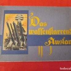 Coleccionismo Álbum: DAS WAFFENFTARRENDE AUSLAND. Lote 277682583