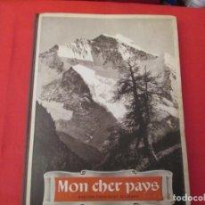 Coleccionismo Álbum: CHOCOLATE SUCHARD MON CHER PAYS UNICO EN TODOCOLECCION. Lote 277682978