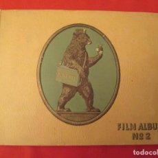 Coleccionismo Álbum: JOSETTI FILM ALBUM Nº 2. Lote 277822378