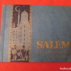 Coleccionismo Álbum: SALEM FILMBILDER ALBUM 2. Lote 277822718