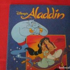 Coleccionismo Álbum: DISNEY ALADDIN. Lote 278177198