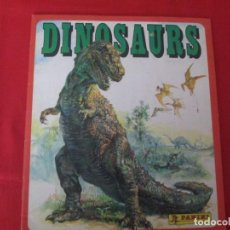 Coleccionismo Álbum: DINOSAURS DESCATALOGADO 1992. Lote 278177883