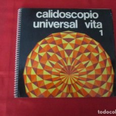 Coleccionismo Álbum: CALIDOSCOPIO UNIVERSAL VITA 1. Lote 278180458
