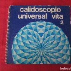 Coleccionismo Álbum: CALIDOSCOPIO UNIVERSAL VITA 2. Lote 278180683