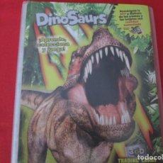 Coleccionismo Álbum: DINOSAURS 3D GIROMAX. Lote 278181113