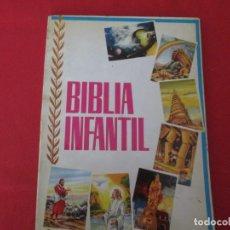 Coleccionismo Álbum: BIBLIA INFANTIL. Lote 278181373