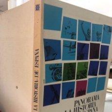 Coleccionismo Álbum: COMPLETO PANORAMA DE LA HISTORIA DE ESPAÑA - ALBUM DE CROMOS. Lote 278191623