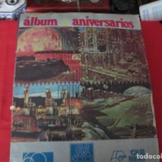 Coleccionismo Álbum: ALBUM DE LOS ANIVERSARIOS. Lote 278365728