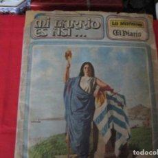 Coleccionismo Álbum: MI ARRIO ES ASI. Lote 278365908