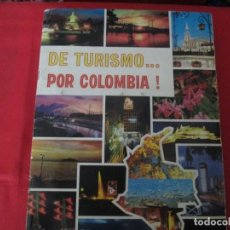Coleccionismo Álbum: DE TURISMO POR COLOMBIA. Lote 278366193