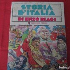 Coleccionismo Álbum: STORIA D´ITALIA DESCATALOGADO DIFICIL. Lote 278366463