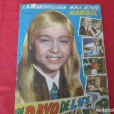 Coleccionismo Álbum: MARISOL UN RAYO DE LUZ. Lote 278366713