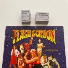 Coleccionismo Álbum: ÁLBUM FLASH GORDON CROMOS SIN PEGAR, COMPLETO.. Lote 278918593