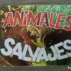 Coleccionismo Álbum: ANIMALES SALVAJES. Lote 278980678