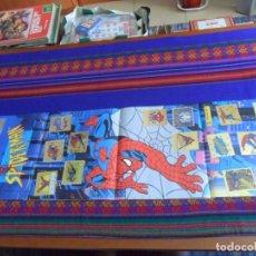 Coleccionismo Álbum: CON PÓSTER ENCARTADO, SPIDER-MAN SPIDERMAN COMPLETO. PANINI 1995. BUEN ESTADO.. Lote 279428913