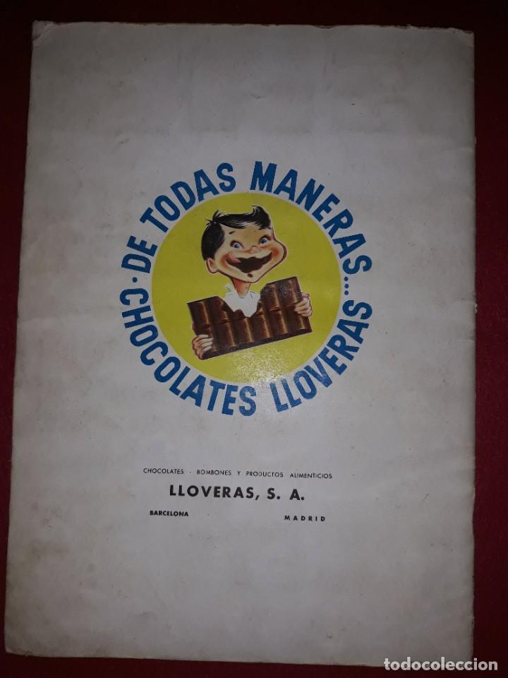 Coleccionismo Álbum: Album Don Quijote de la Mancha Completo ( Dibujante Iñigo ) Chocolates Lloveras - Foto 5 - 281802578