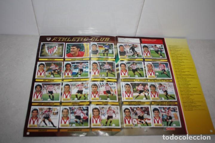 Coleccionismo Álbum: Antiguo Albúm completo de fútbol Liga 2003-2004. Colecciones Este - Foto 3 - 283794468