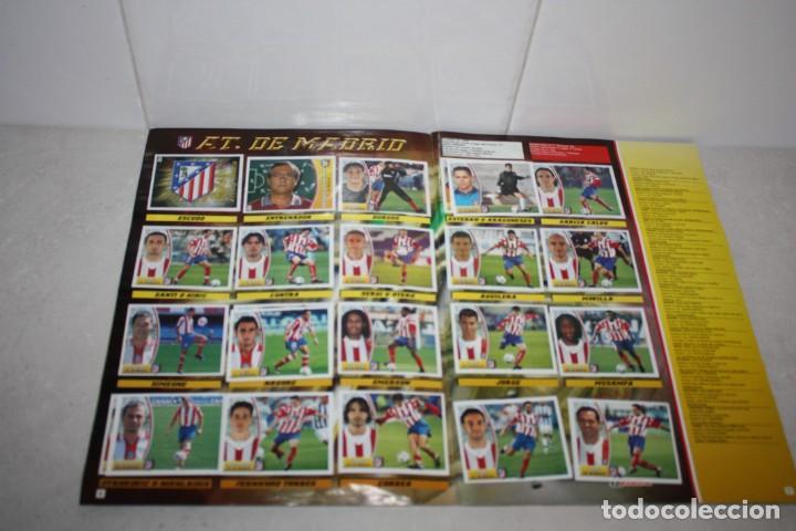 Coleccionismo Álbum: Antiguo Albúm completo de fútbol Liga 2003-2004. Colecciones Este - Foto 4 - 283794468