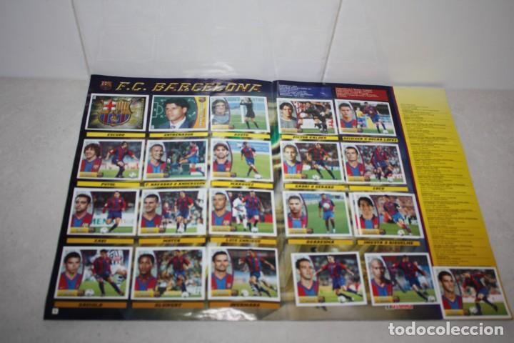 Coleccionismo Álbum: Antiguo Albúm completo de fútbol Liga 2003-2004. Colecciones Este - Foto 5 - 283794468