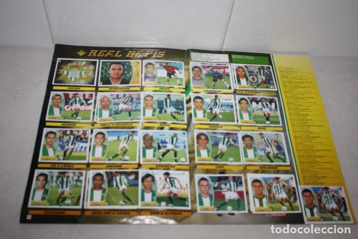 Coleccionismo Álbum: Antiguo Albúm completo de fútbol Liga 2003-2004. Colecciones Este - Foto 6 - 283794468