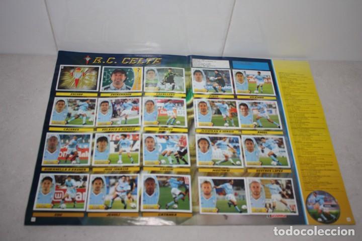 Coleccionismo Álbum: Antiguo Albúm completo de fútbol Liga 2003-2004. Colecciones Este - Foto 7 - 283794468