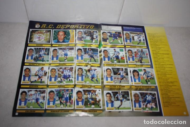 Coleccionismo Álbum: Antiguo Albúm completo de fútbol Liga 2003-2004. Colecciones Este - Foto 8 - 283794468