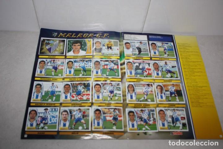 Coleccionismo Álbum: Antiguo Albúm completo de fútbol Liga 2003-2004. Colecciones Este - Foto 11 - 283794468