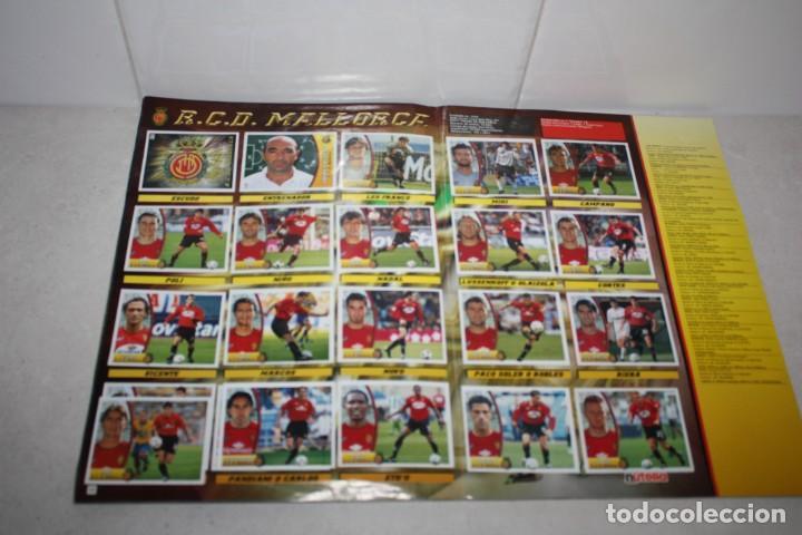 Coleccionismo Álbum: Antiguo Albúm completo de fútbol Liga 2003-2004. Colecciones Este - Foto 12 - 283794468